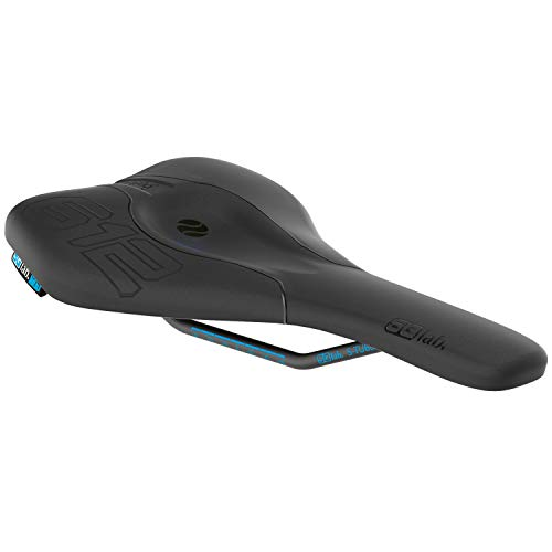 SQlab 612 Ergowave Active S-Tube Bicycle Saddle (12cm)