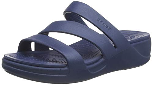 crocs Monterey Wedge Women Fashion Sandals Price in India