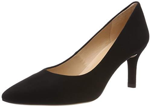 Unisa Karace_KS, Zapatos de Tacón para Mujer, Negro (Black