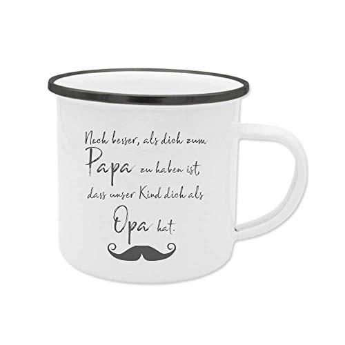 Persönliches Geschenk für den Opa - Tasse mit Spruch