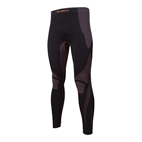 Brubeck UD-Brupro_Bsxxl Protect Pantalon thermique actif Noir/gris Taille XXL