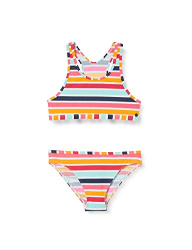 ESPRIT TREASURE BEACH YG bustier+brief Bikini-Set, Mädchen, Gelb 164