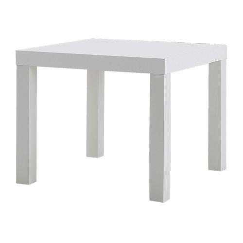 Ikea Lack–Tavolino 55x 55cm nero