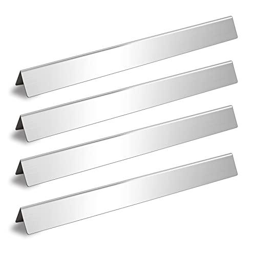 YOUFIRE Grill Parts - Placas de protección contra el calor de acero inoxidable para barbacoas Aussie 67A4T09K21, 6804T8Kss1, 6804T8Uk91, kit de reparación de parrilla de gas para...