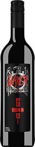 Slayer Reign In Blood Red Cabernet Sauvignon 2019 - Rotwein, USA, Trocken, 0,75l