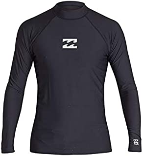 Billabong Men`s All Day Wave Performance Fit Long Sleeve Rashguard