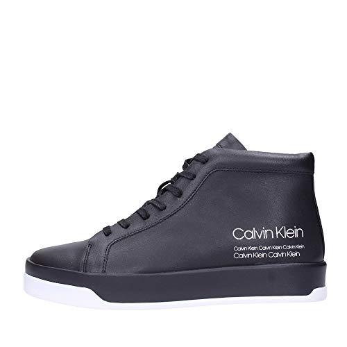 Calvin Klein Zapatos Hombre Art F1283 Black Color Foto Medida a Elegir - Foto, 43 UE