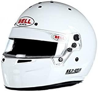 Bell Racing KC7 CMR WHITE 7 1/4 (58) CMR2007 V.15 BRUS HELMET..