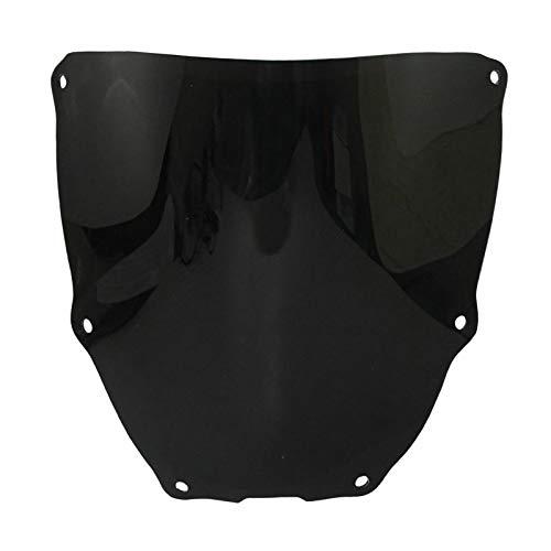 Rauch-Standard-Windschutzscheibe Scheibenwischer der Windschutzschild for HONDA VTR 1000 RVT RVT1000R RC51 VTR1000 SP1 SP2 SC45 P/N 64250-MCF-000ZB Motorrad Frontscheibe
