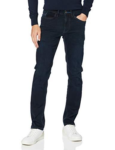 Hattric Herren 6889859Y5148 Jeans, Blue Black, 40/30