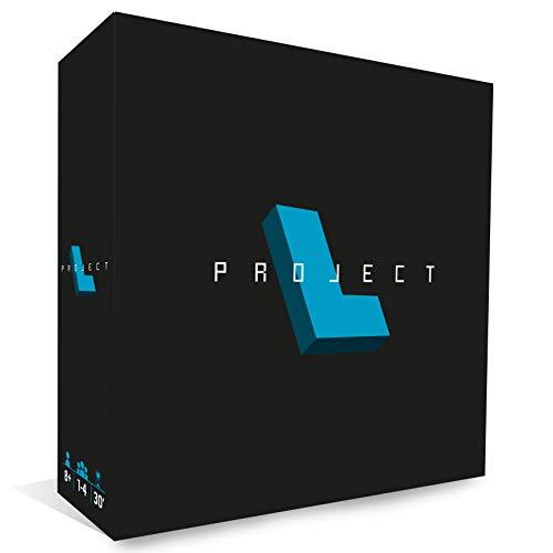 Asmodee - Project L, Gioco da Tavolo, Edizione in Italiano, 8068