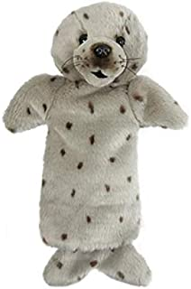 The Puppet Company Grey Seal Long Sleeved Glove Puppet
