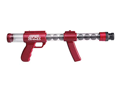 Dazzling Toys Moon Blaster Gun with Balls for Adults and Kids Idea, Outdoor   Indoor Play, Birthday, and More