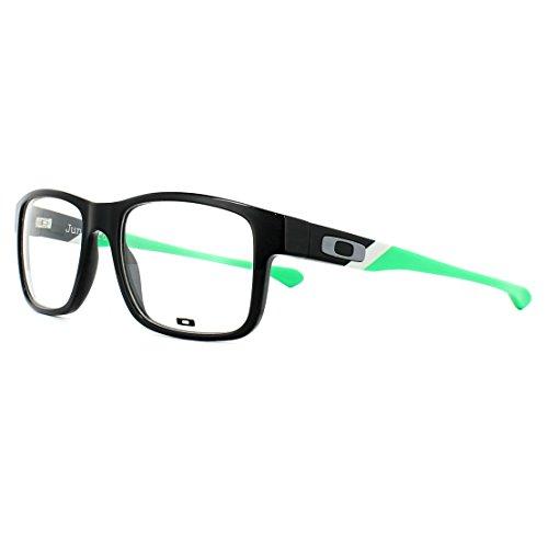 Oakley RX Eyewear Montures de lunettes Pour Homme OX1074 Junkyard - 107402: Black green - 53mm