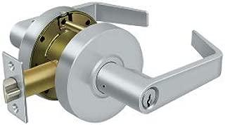 Schlage Commercial CL504EVC-26D Commercial Store Room Standard GR2 Clarendon Door Lock with Cylinder