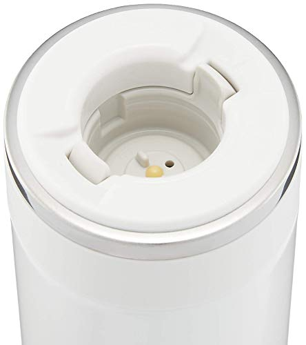 象印マホービン(ZOJIRUSHI)水筒ステンレスマグボトル直飲み軽量保冷保温480mlホワイトSM-JF48-WA