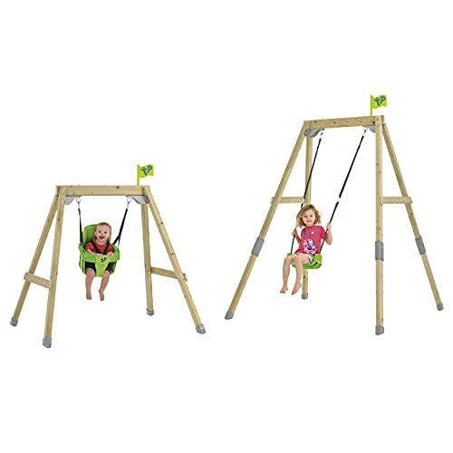 TP Toys Grow Able Acorn Swing Set