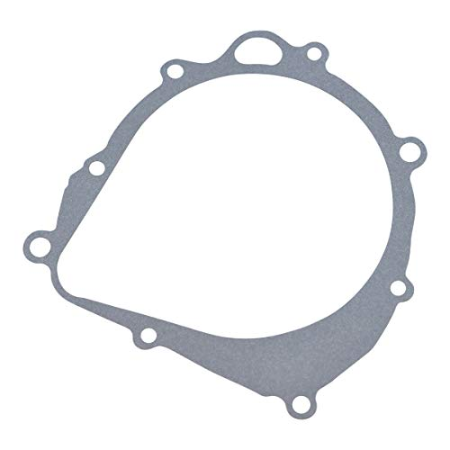 Stator Crankcase Cover Gasket For Arctic Cat DVX 400 Kawasaki KFX 400 Suzuki LTZ 400 Quadsport 2003-2014 OEM Repl.# 11061-S072 11483-07G00 11483-07G10 3409-024