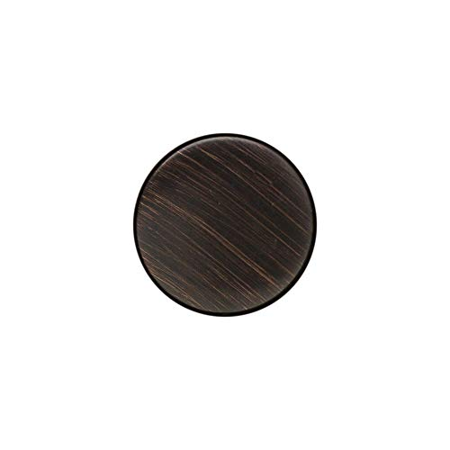 No Disassembly Bathroom Sink Stopper Oil Rubbed Bronze Fits Most Pop-Up Drains