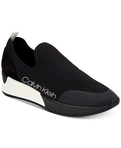Calvin Klein Que Knit E4451BLK, Scarpe Sportive - 39 EU