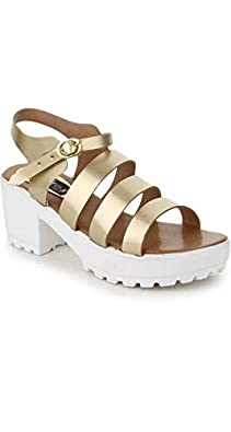 top and best wedges heels sandal for women and girls with style sole