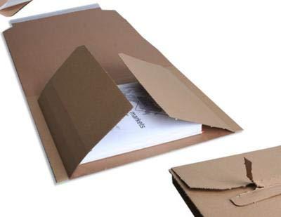 Buch Verpackungen Buchverpackung A5 100 Stück