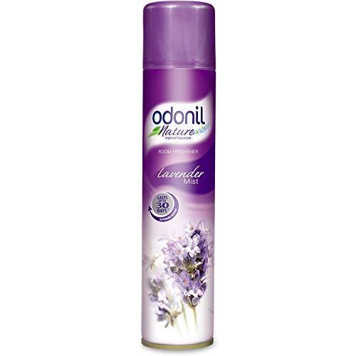 Odonil Room Spray Home Freshener, Lavender Mist - 550 g