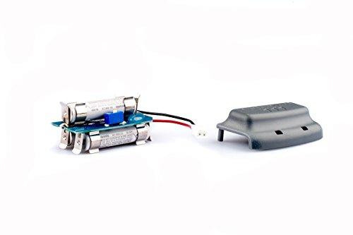 Thermorossi Kit de batteries rechargeables pour télécommande de poêle à granulés version Air et Hydro