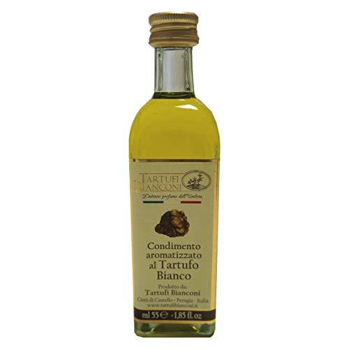 ウンブリア産 白トリュフオイル 55ml【Tartufi bianconi】