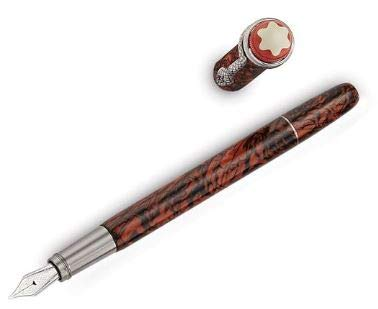 Montblanc Heritage Rouge & Noir Serpenet SE Marble M ID 119852