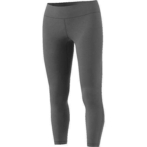 adidas Damen Believe This Regular-Rise Heathered 7/8 Tights - 5