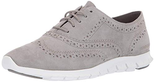 Cole Haan Women's Zerogrand Wing OX Closed Hole II Oxford, Grey, 5.5 B US