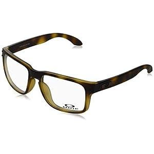 Oakley Men's Ox8156 Holbrook Rx Square Prescription Eyeglass Frames
