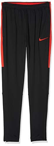 Nike et NK Dry acdmy kpz Pantalon Unisexe Enfant XS Noir/Rouge Cramoisi Clair