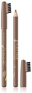 ايفلين أي برو قلم رسم وتحديد الحواجب بالفراشاه - اللون أشقر