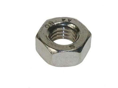 Hexagonal (Allen) de llaves de tuercas A2 acero inoxidable M6 6 mm (100 unidades tuercas)