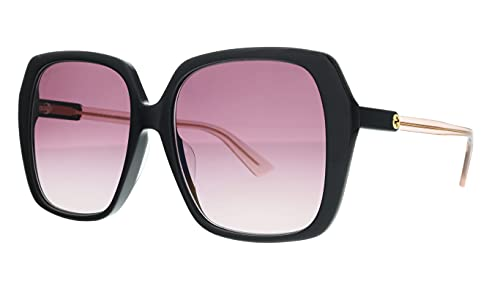 Gucci Occhiali da sole GG0533SA BLACK/RED SHADED donna