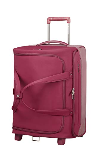 SAMSONITE B-Lite Icon - Wheeled Duffle Reisetasche 55/36, 65 Liter, Ruby Red