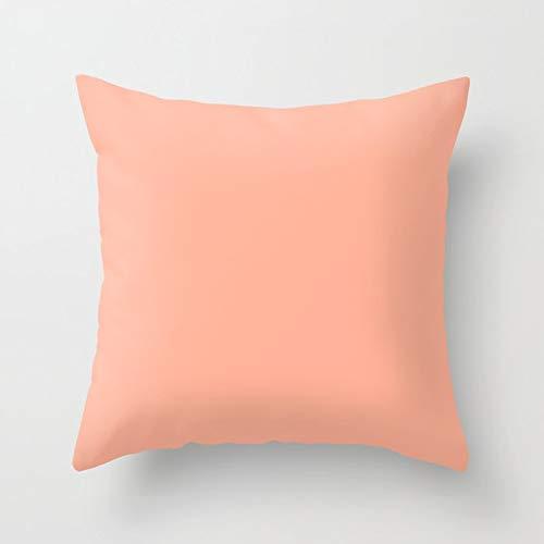 Funda de Almohada Pink Sun Rising para sofá Mediano, Funda de Almohada Decorativa para el hogar, Funda de cojín geométrica, Funda de Almohada para abrazar A14, 45x45cm, 2pcs
