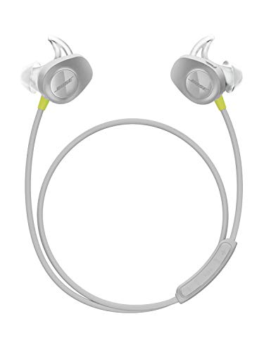 Bose SoundSport Wireless Headphones, Citron (Renewed)