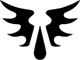 Blood Angel Wings Vinyl Decal Sticker Bumper Car Truck Window- 6