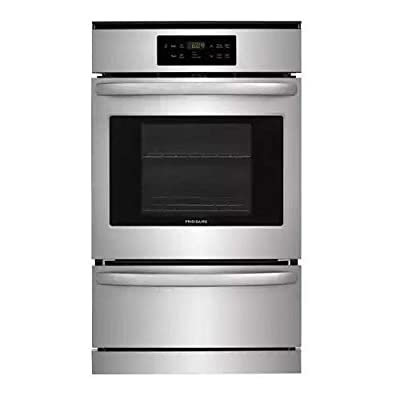 Frigidaire FFGW2426US 24 Inch 3.3 cu. ft. Total Capacity Gas Single Wall Oven in Stainless Steel