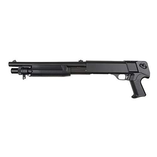 Fusil de bomba Airsoft Cyma CM361 con muelle / plástico de alta resistencia / recarga manual (0,5 puntos)