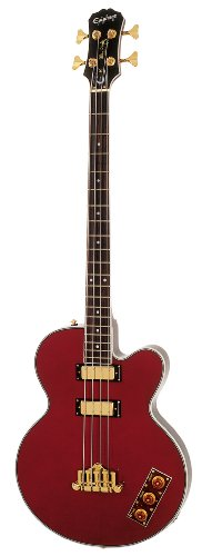 Epiphone Allen Woody RumbleKAT - Bajos eléctricos, color wine red