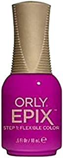 Epix Flexible Color Nail Polish By Orly The Industry