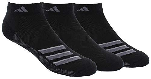 adidas Men's Superlite Stripe Low Cut Socks (3-Pair)