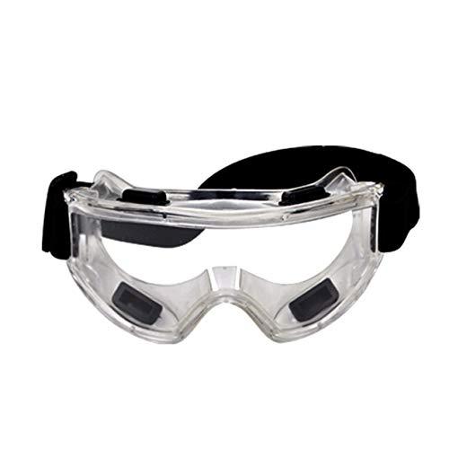 BIYI Gafas Seguridad Gafas Protectoras médicas Transparentes
