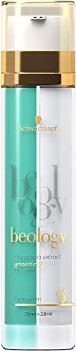 Schwarzkopf beology Geschmeidigkeits-Bi-Serum, für widerspenstiges Haar, mit Tiefsee-Extrakt, 3er Pack (3 x 56 ml)