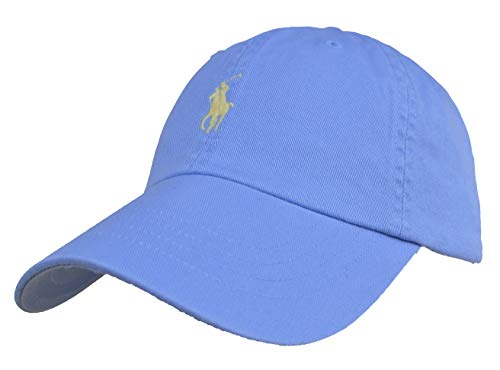 Ralph Lauren - Gorra deportiva (algodón, talla única) azul Talla única