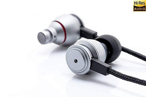 VOZA V100D (xBass)  Hi-Res Dual Driver Auricular